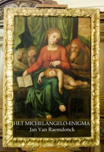 schilderij frontaal tekst 3